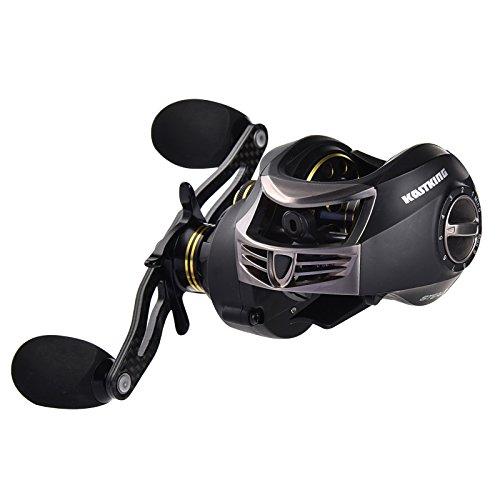 Kastking baitcasting fishing gear bait casting reels low for Best fishing line for bass baitcaster