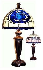 Traditions Artglass PSU500 Penn State Collegiate Tiffany Desk by Traditions Artglass