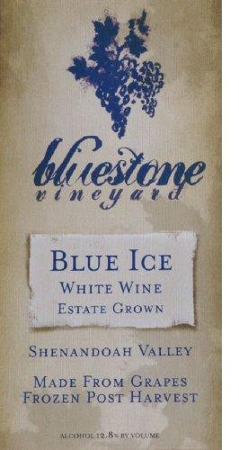 Nv Bluestone Vineyard Estate Grown Blue Ice Wine 375 Ml