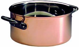 "BOURGEAT COPPER HEAVY SAUTE PAN 11"" at Sears.com"