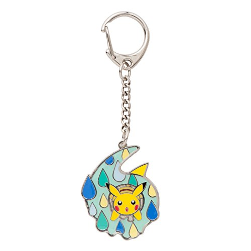 "Pokemon Center Original Keychain ""What's your favorite number?"" [6]"