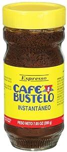 Café Bustelo Espresso Style Instant Decaf Coffee from Café Bustelo