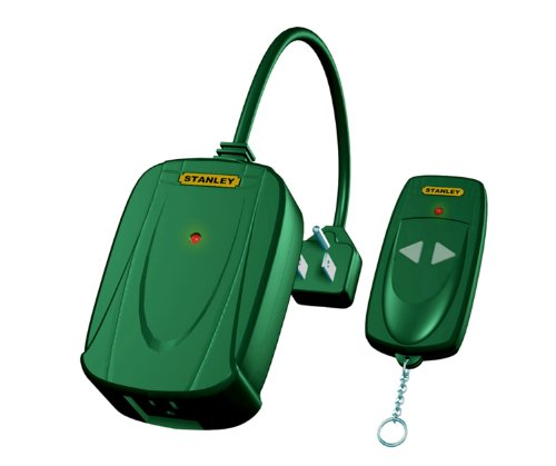 Stanley 51186 Wireless Outdoor Remote Control System With 6-Inch Cord, Green