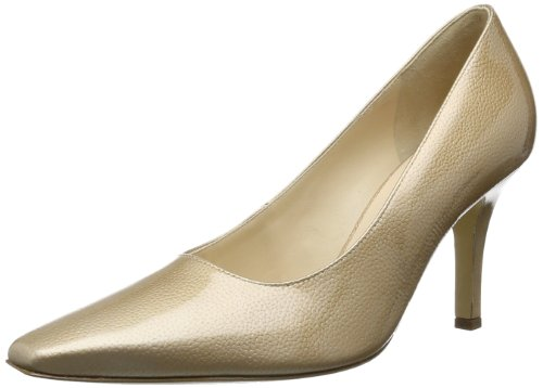 Högl shoe fashion GmbH Womens 7-107004-09000 Closed Ivory Elfenbein (champagn 900) Size: 38
