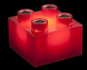 Light Stax® Zusatzsteine rot, Inhalt: 6 Stück