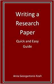 Easy guide to writing a research paper