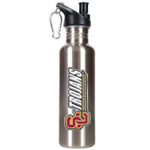kohls-north-carolina-tar-heels-stainless-steel-water-bottle