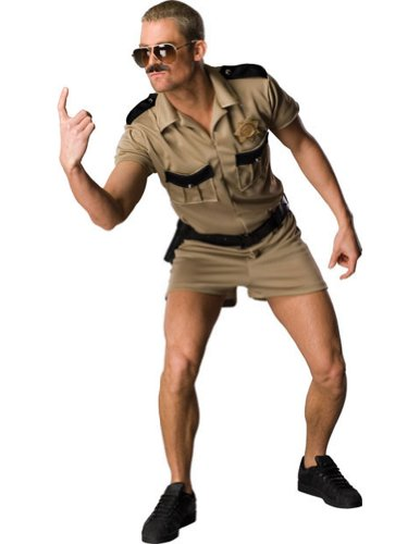Reno 911 Lt Dangle Std Adult Mens Costume