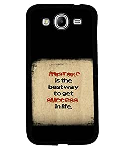 printtech Cool Quotes Success Back Case Cover for Samsung Galaxy Mega 5.8 i9150::Samsung Galaxy Mega 5.8 i9152