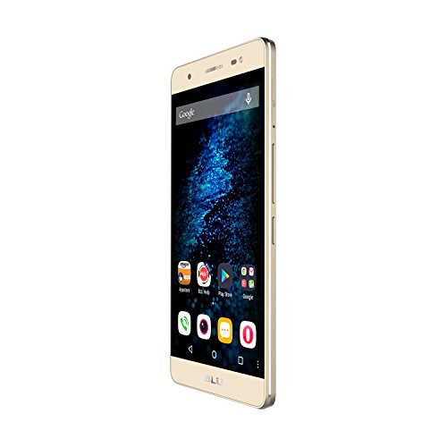 BLU Energy X Plus Smartphone - With 4000 mAh Super Battery- US GSM Unlocked - Gold