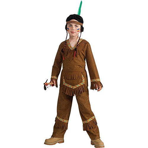 Native American Boy Kids Costume