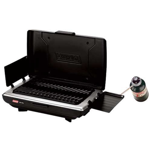 Coleman Camp Propane Grill (Small Portable Camping Grill compare prices)