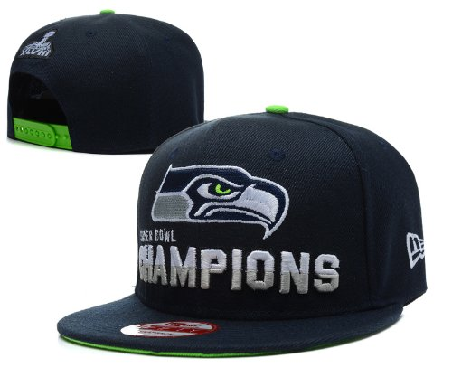 Seattle Seahawks Super Bowl XLVIII 9FIFTY Snapback Hat at Amazon.com