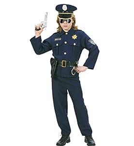 Déguisement policier garçon - 11 à 13 ans
