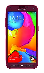 Samsung Galaxy S5 Sport, Cherry Red 16GB (Sprint) by Samsung