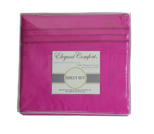 Pink Queen Size Sheets front-414635