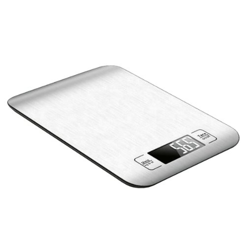 Balance de cuisine digitale design en inox - KW 7006 - Kitchen Steel Scale