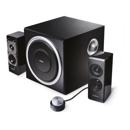 EDIFIER-S330D-21-Lautsprechersystem-pc-lautsprecher-72-Watt-mit-Kabelfernbedienung-schwarz