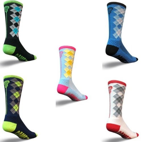 Buy Low Price Sock Guy Check Sticks Lacrosse Socks (LAXCS)