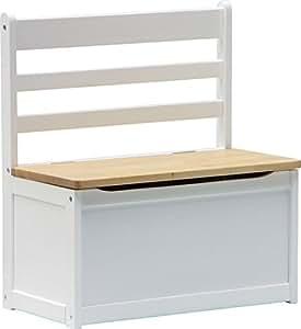 ib style meubles enfants ilex 3 combinaisons banc avec rangement avec une caisse. Black Bedroom Furniture Sets. Home Design Ideas