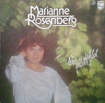 Marianne Rosenberg - War es wirklich gestern (Vinyl 1977) - Zortam Music
