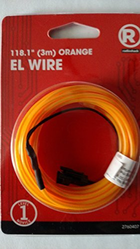 Radioshack-EL-Wire-3-Meter-Orange-by-Radio-Shack