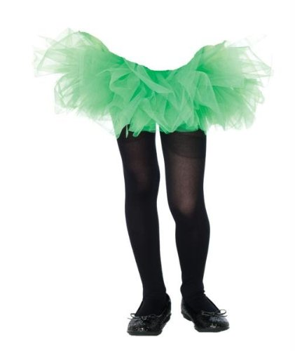 Costumes For All Occasions UA4900GR Tutu Organza Child Green
