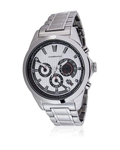 Steel Master Reloj de cuarzo   38 mm
