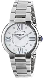 "Raymond Weil Women's 5932-ST-00995 ""Noemia"" Stainless Steel Watch with Diamonds"