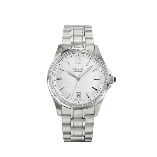 Golana Aura Pro Swiss Made Ladies Diamond Set Watch AU100.5