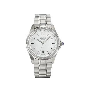 Golana Aura Pro Swiss Made Ladies Diamond Set Watch AU100.5