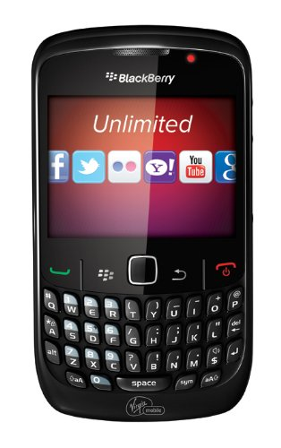 BlackBerry 8530 Prepaid Phone (Virgin Mobile)