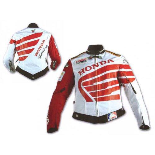 Dieses Spezielle Jemand New Joe Rocket Ladies Honda Racing Motorcycle Biker  Supersport Jacket Coat (medium