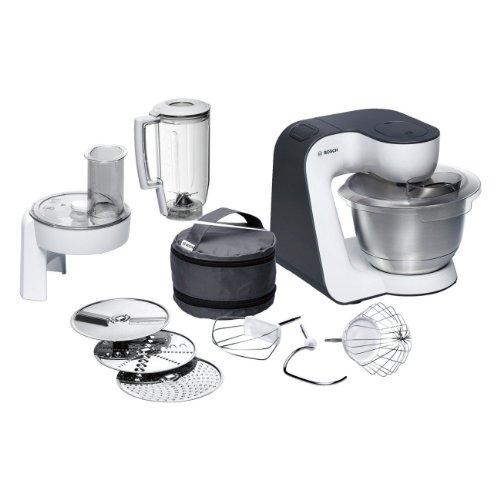 Bosch MUM52120GB Styline Food Mixer White