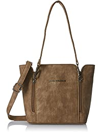 Lino Perros Women's Sling Bag (Brown) - B01N5LP02W