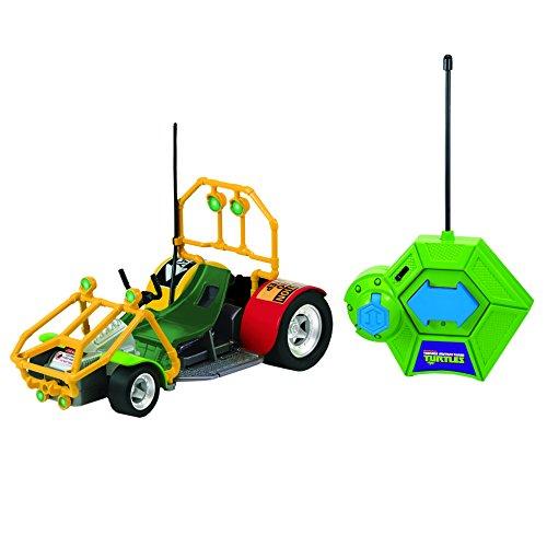 Teenage Mutant Ninja Turtles Radio Control Patrol Buggy Vehicle (49 MHz) (Ninja Turtles Toy)