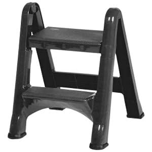 Rubbermaid Commercial 4209 Ez Step 2 Step Folding Stool