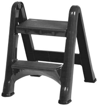 Rubbermaid Commercial 4209 EZ Step 2-Step Folding Stool