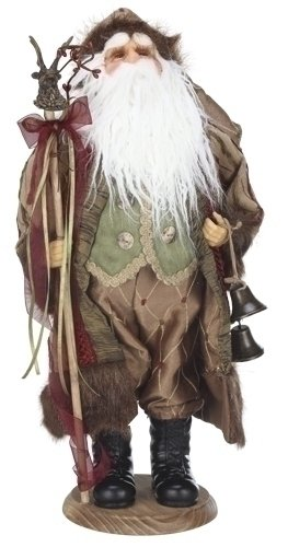old world santa figure
