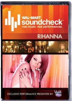 Rihanna Good Girl Gone Bad Cd+soundcheck Dvd