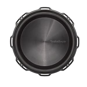 "Rockford Fosgate Power T1D412 12"" 600 watt Power Subwoofer"