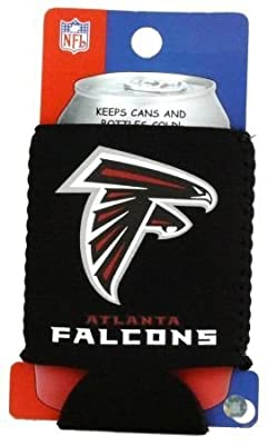 Atlanta Falcons Nfl Can Kaddy Koozie Coozie Cooler