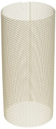"Asahi America Sediment Strainer Replacement Mesh Screen, PVC, For 2"" Strainer, 20 Mesh"