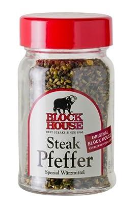 Blo Steak Pfeffer 50 G von Block House - Gewürze Shop