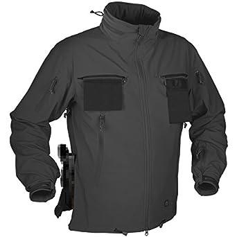 Helikon Cougar Soft Shell Windblocker Jacket Black size S