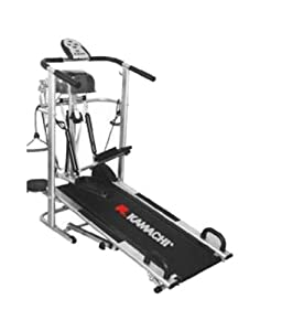 Kamachi 6 In 1 Manual Treadmill available at Amazon for Rs.22950