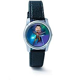 BigOwl Man Of Iron Women's Analog Wrist Watch 3681196136-RS2-S-BLK