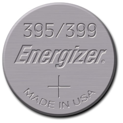 Energizer Battery SR395-399 S›lv Oxid 1-, 235417