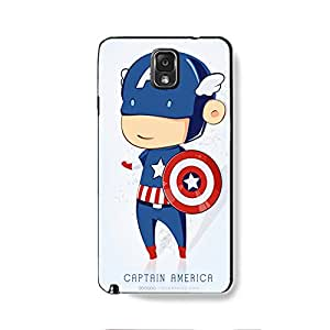 Baby Captain America Phone case for Samsung Galaxy Note 3