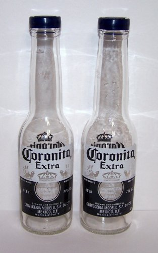 corona-salt-and-pepper-shakers-1-pair-of-7oz-coronita-extra-bottles-and-caps